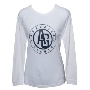 Womens L/Sleeve Heather Tee